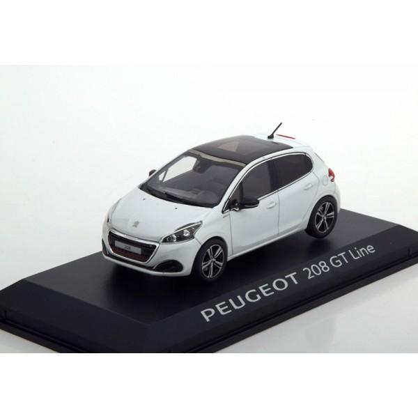 Peugeot 208 GT Line Mie-Vie 5P
