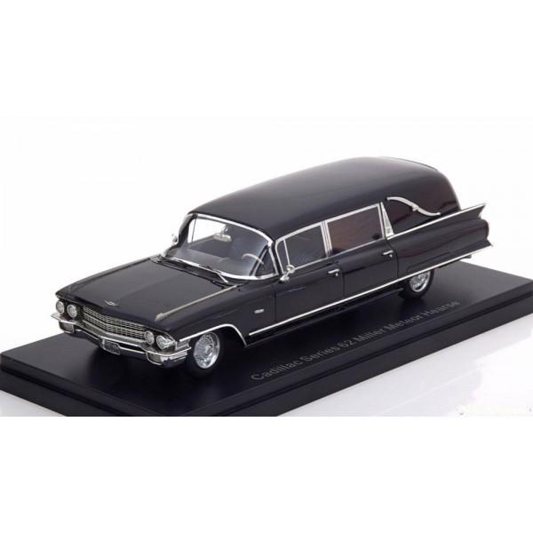 Cadillac Series 62 Miller Meteor Hearse
