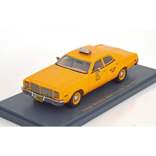 Dodge Monaco New York City Taxi