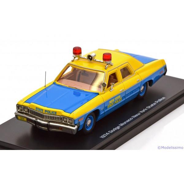 Dodge Monaco New York State Police