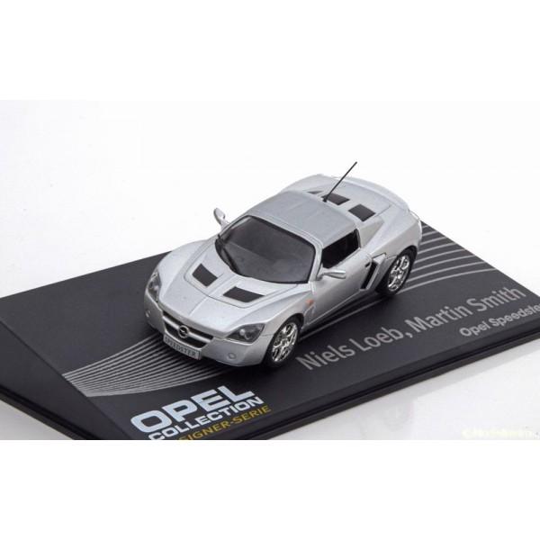 Opel Speedster Niels Loeb, Martin Smith