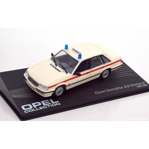 Opel Senator A2 Notarzt