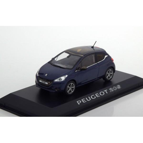 Peugeot 208 bluemetallic