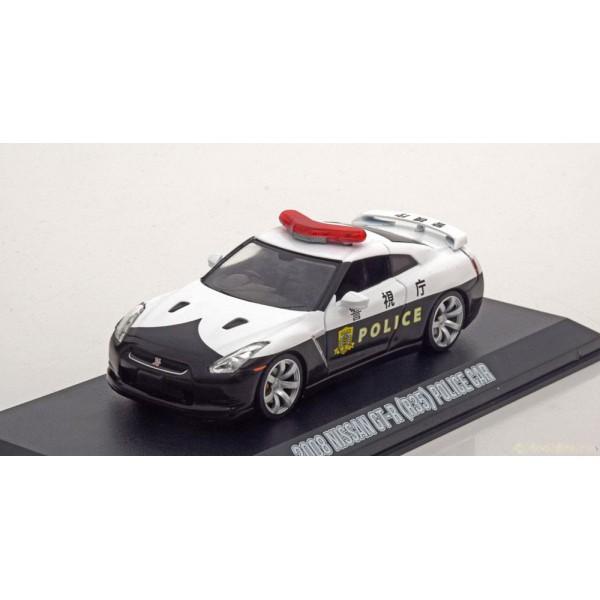 Nissan GT-R R35 Police Japan