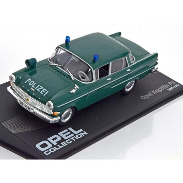 Opel Kapitn P1 Police
