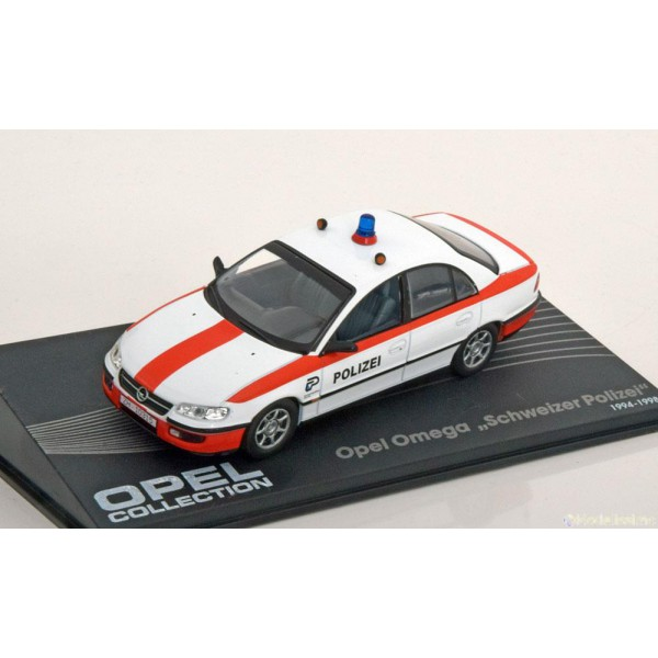 Opel Omega Police Switzerland