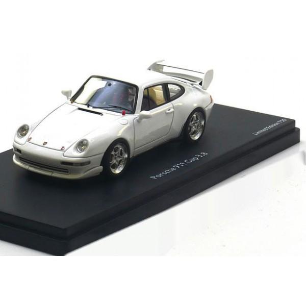 Porsche 911 (993) Cup 3.8 white