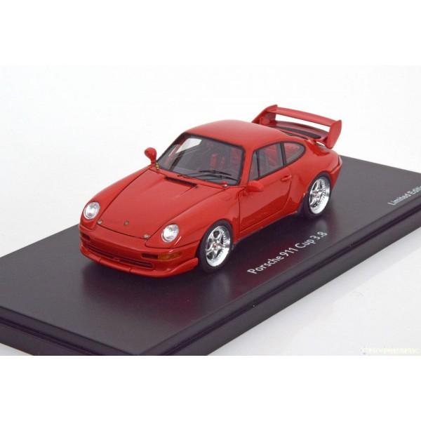 Porsche 911 (993) Cup 3.8 rot