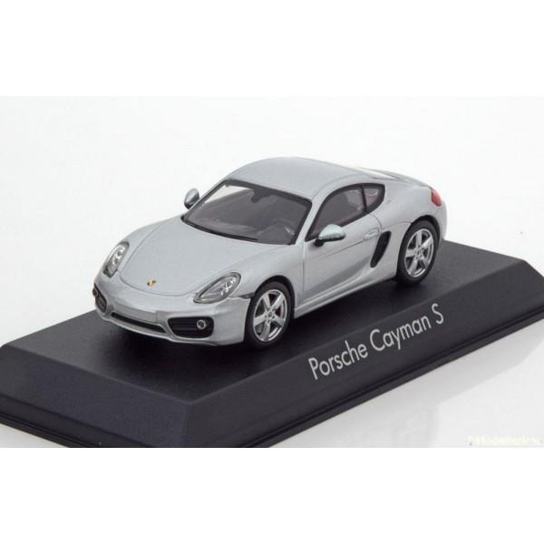 Porsche Cayman S (981) 2013