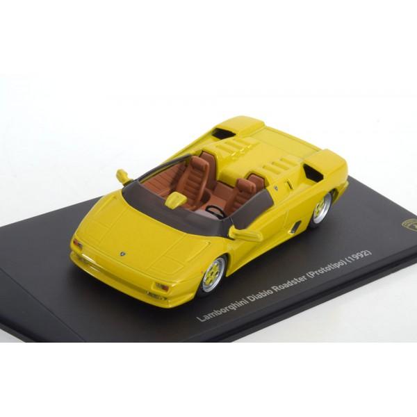 Lamborghini Diablo Roadster Prototipo