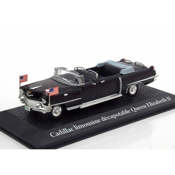 Cadillac Limousine Queen Elizabeth 2