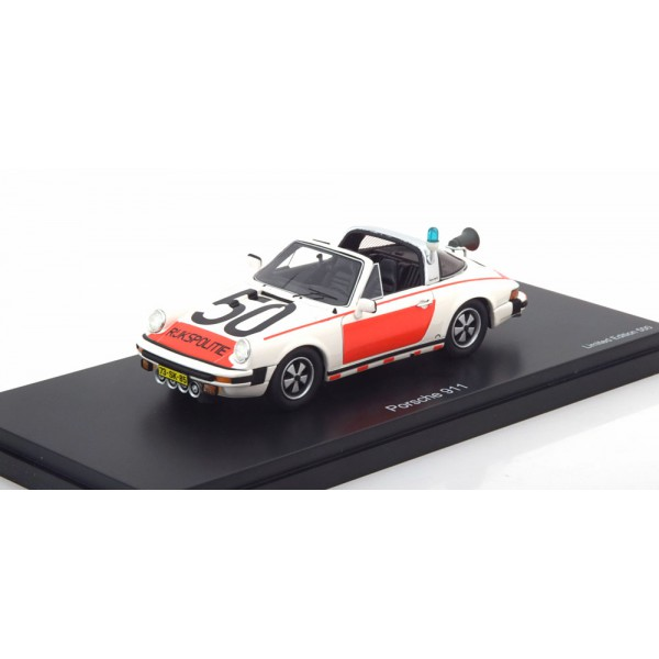 Porsche 911 Targa Rijkspolitie