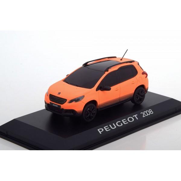 Peugeot 2008 Salon Geneve