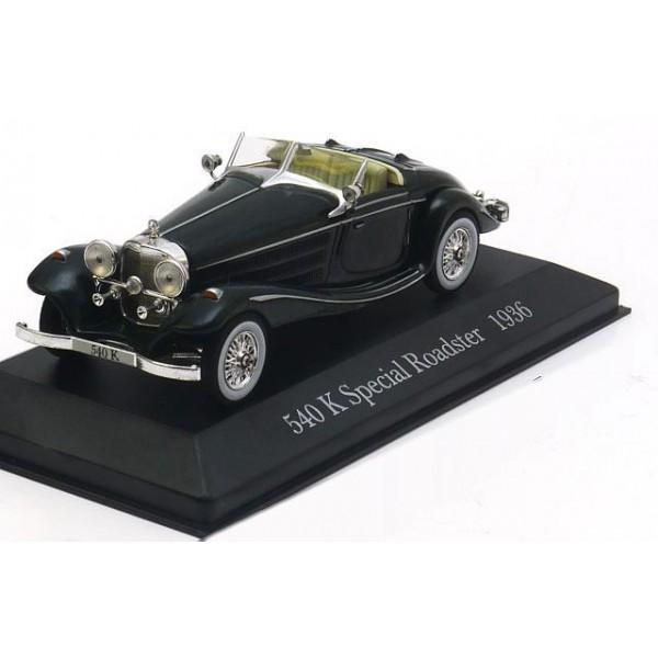 Mercedes 540K Special Roadster