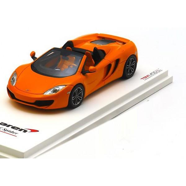 McLaren MP4-12C Spider LHD