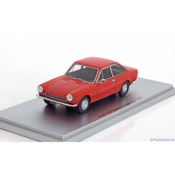 Fiat 124 Sport Coupe 1S