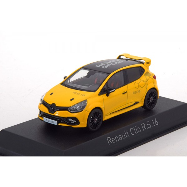 Renault Clio RS 16 Sport