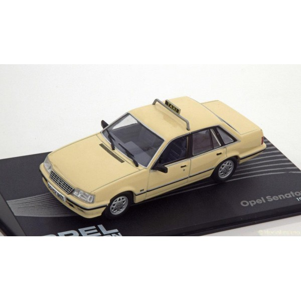 Opel Senator A2 Taxi