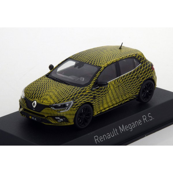 Renault Megane R.S. Test Version GP Monaco