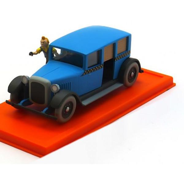 Checker Taxi Tintin en Amerique