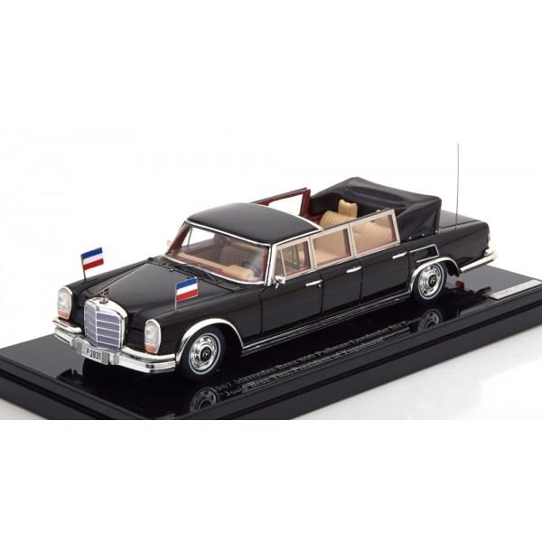 Mercedes 600 Pullman Landaulet Tito, President of ...