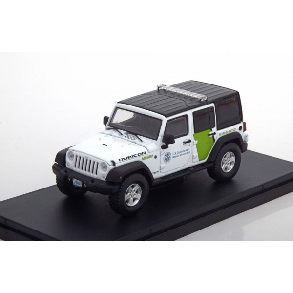 Jeep Wrangler Unlimited U.S Customs and Border Pro...