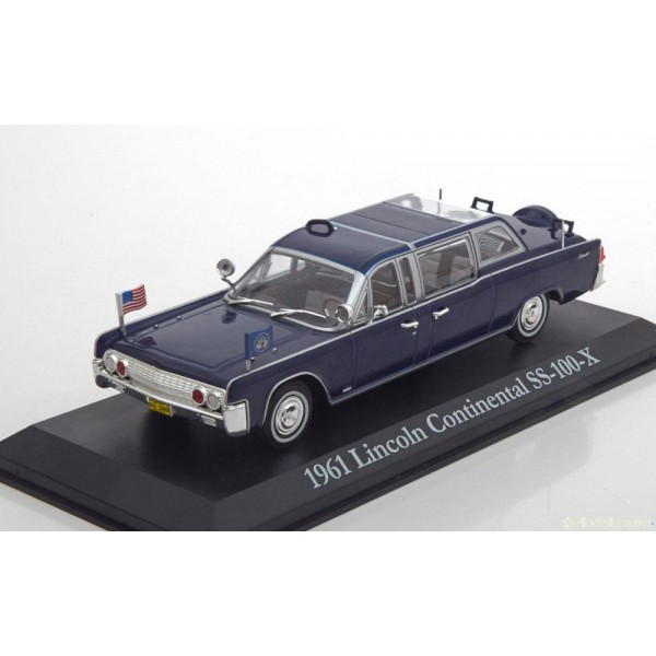 Lincoln Continental SS-100-X US presidential limou...